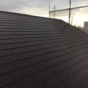 半田市 K様邸 屋根塗装工事