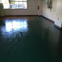 豊田市 小学校 配膳室  塗床工事のサムネイル