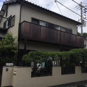 名古屋市 k様邸 外壁塗装、ベランダ改修工事しました。
