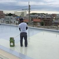 名古屋市瑞穂区 Hアパート 屋上防水工事のサムネイル