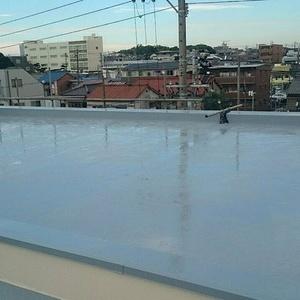 名古屋市瑞穂区 Hアパート 屋上防水工事