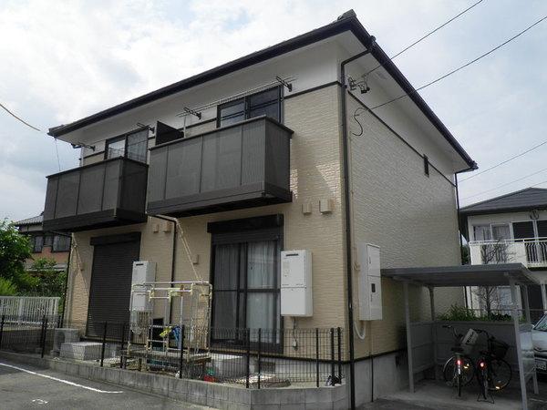 豊田市 Gアパート アパートの外壁塗装をしました!のサムネイル