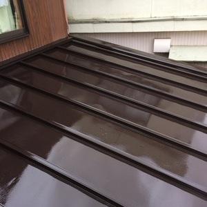 名古屋市緑区 T様邸 下屋根塗装工事