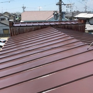 大府市森岡町 K様邸 屋根塗装工事