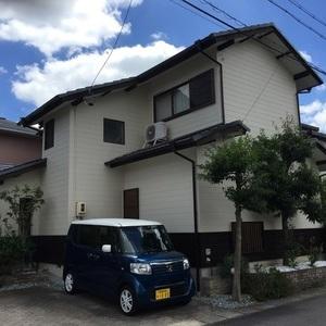名古屋市・A様邸 外壁塗装をしました。