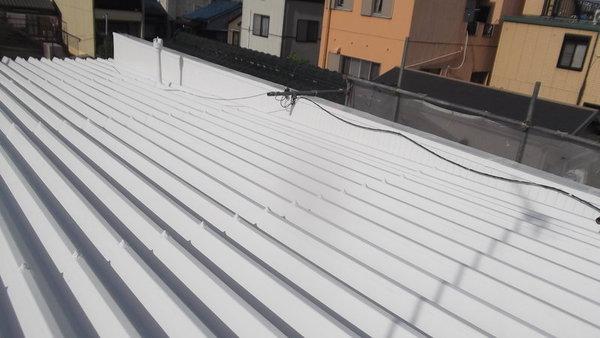 名古屋市 M様邸 屋根がピカピカで大満足です。のサムネイル