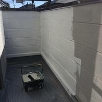 豊明市 S様邸 ベランダ防水工事、ベランダ内壁塗装工事のサムネイル