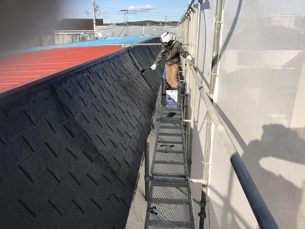豊田市 屋根塗装工事
