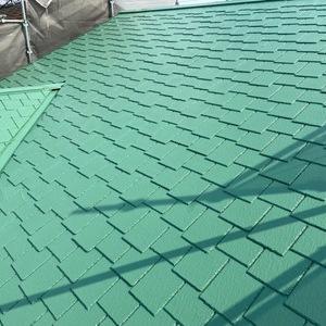 刈谷市 K様邸 屋根塗装工事